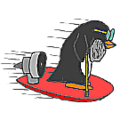 Old tux on hoverboard 135px 135px.png
